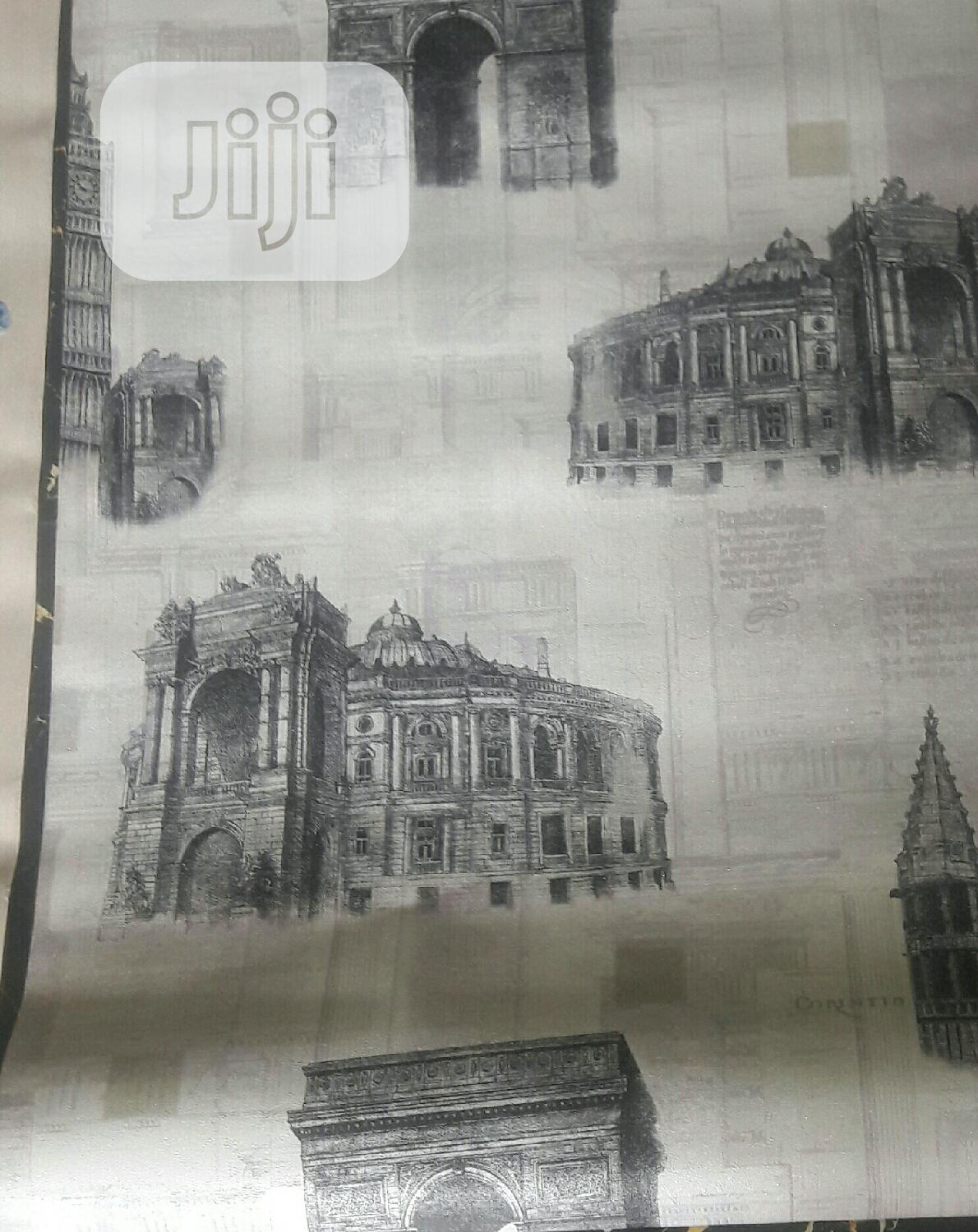 3D Wall Paper   Home Accessories for sale in Ikeja, Lagos State, Nigeria