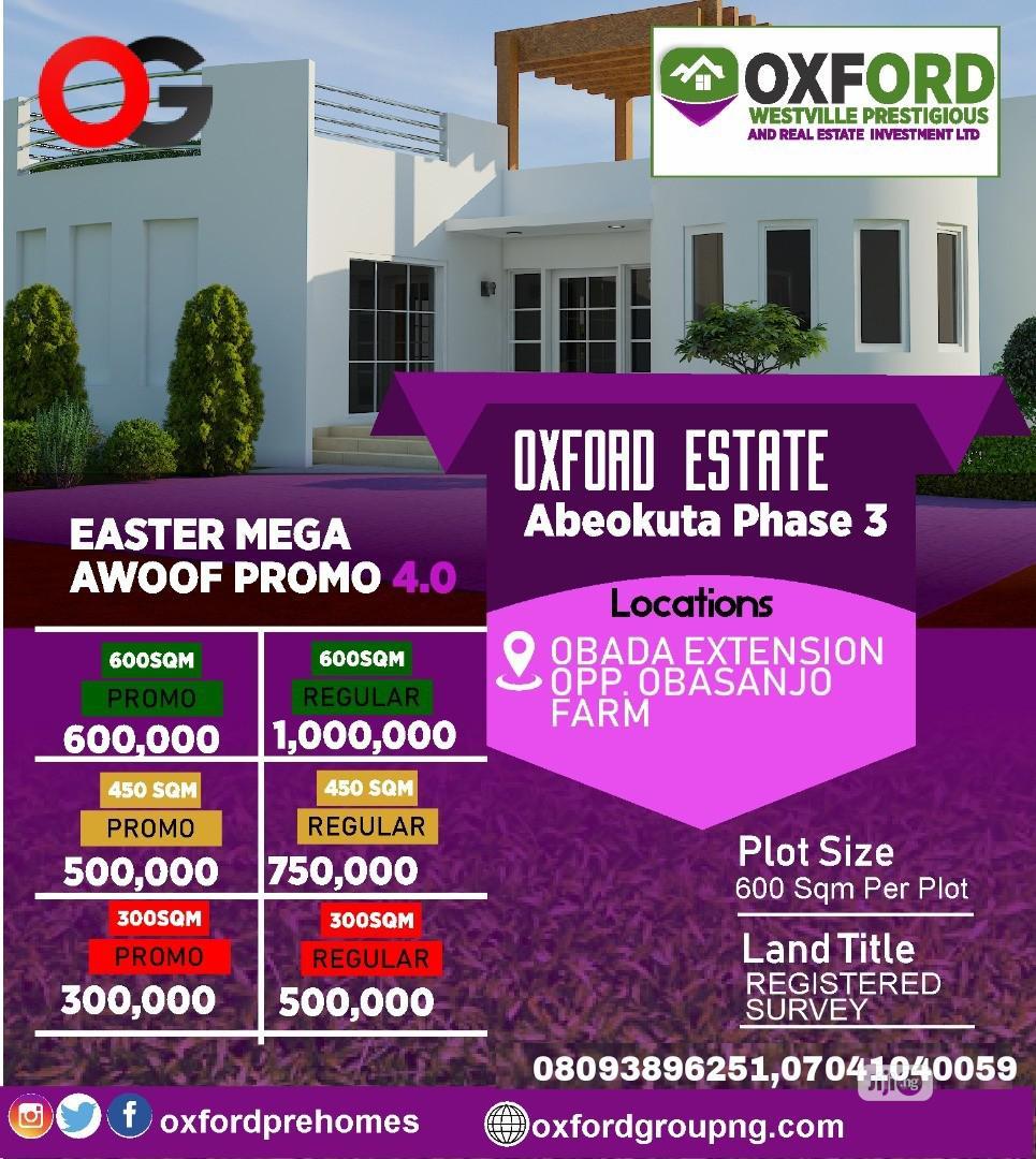 Oxford Properties Promo