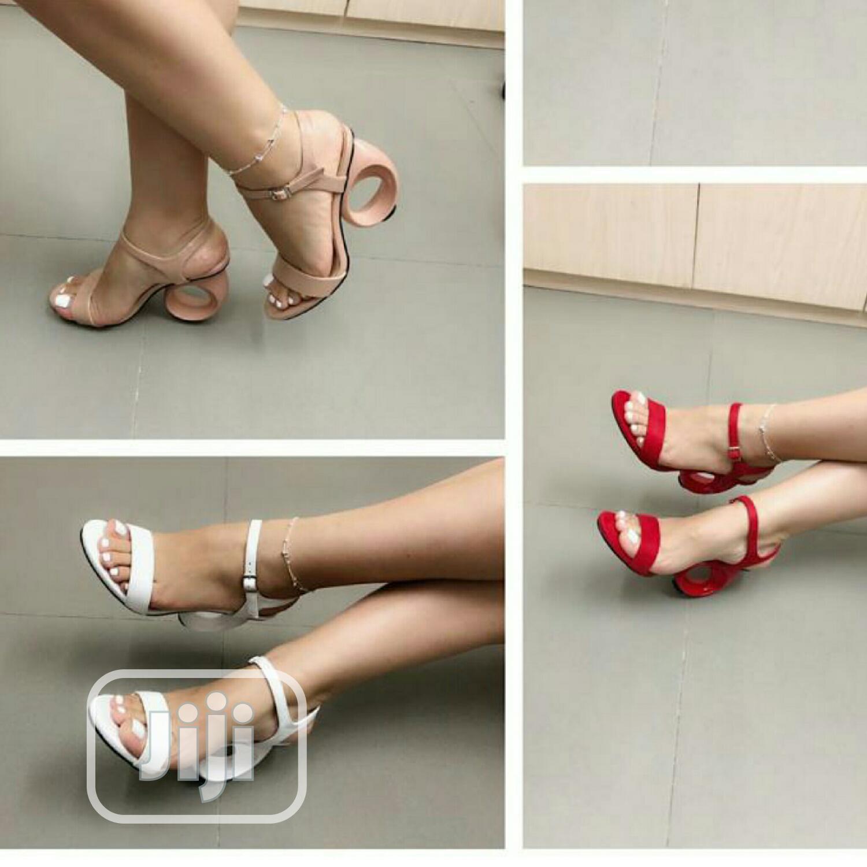 Tovivans Stylish Heel Sandals
