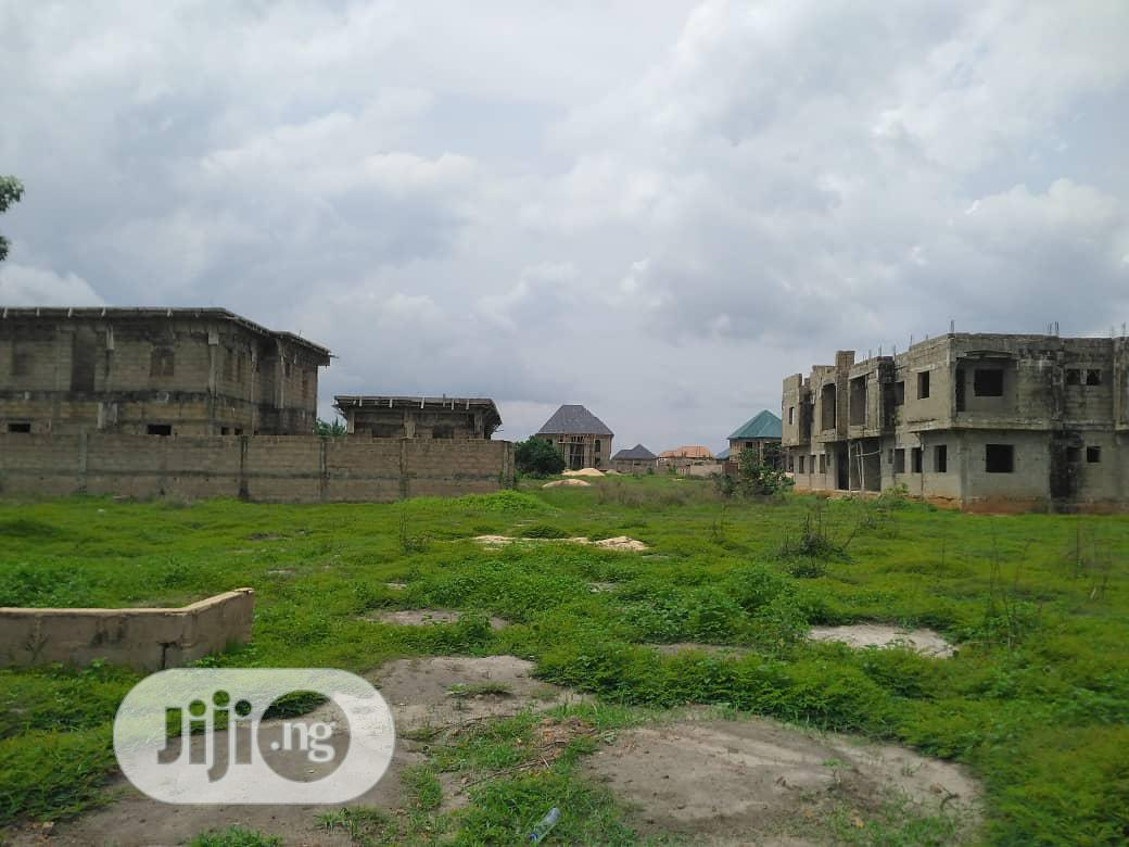 1 and Half Plots of Land in Awka Wonderland for Sale