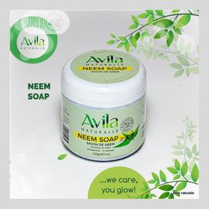 Avila Organic Neem Soap | Bath & Body for sale in Lagos State, Surulere