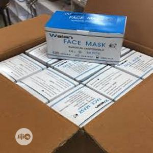 Bulk Purchase Face Mask 1 Carton | Medical Supplies & Equipment for sale in Lagos State, Ikeja