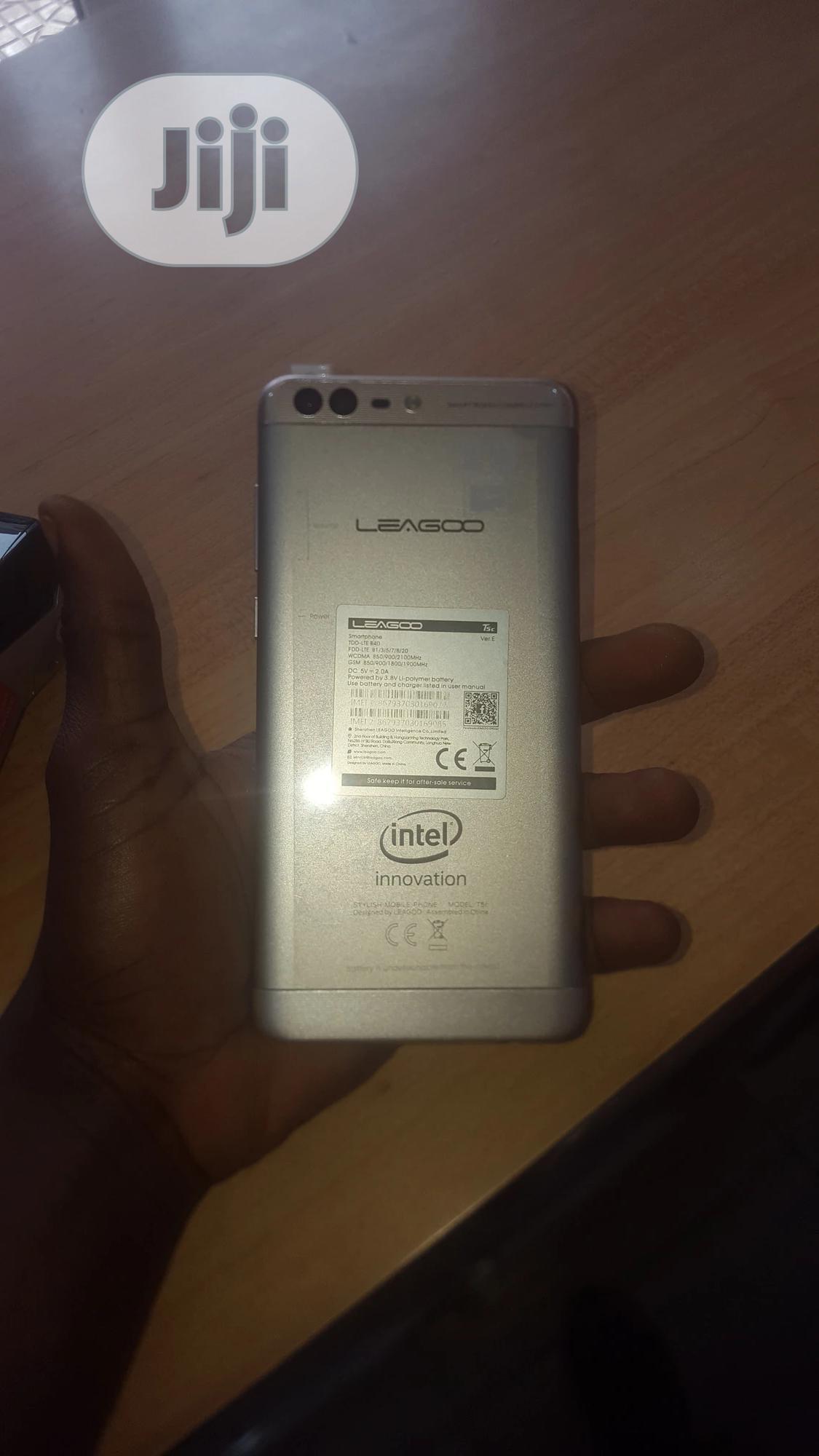 Archive: New Leagoo T5c 32 GB Black