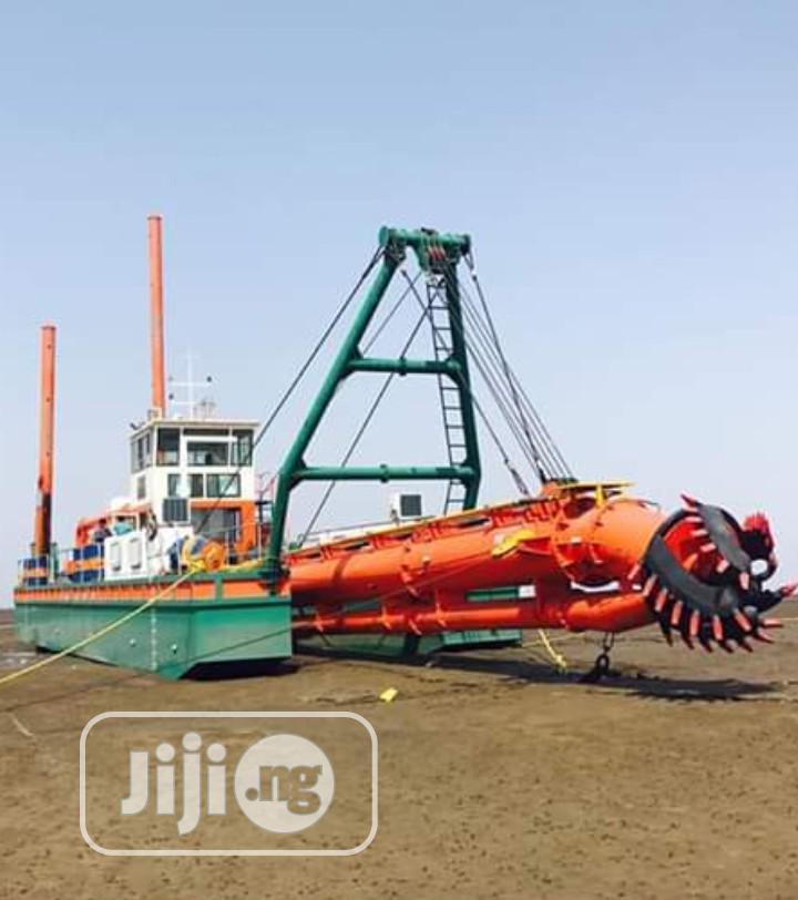 Julong Cutter Suction Dredger Csd 300