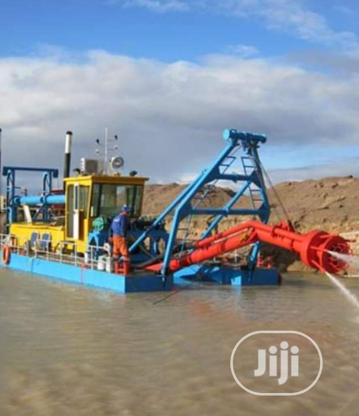 Julong Cutter Suction Dredger Csd 400