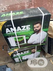 Amaze Tubular Solar Battery 220ahs | Solar Energy for sale in Lagos State, Ojo