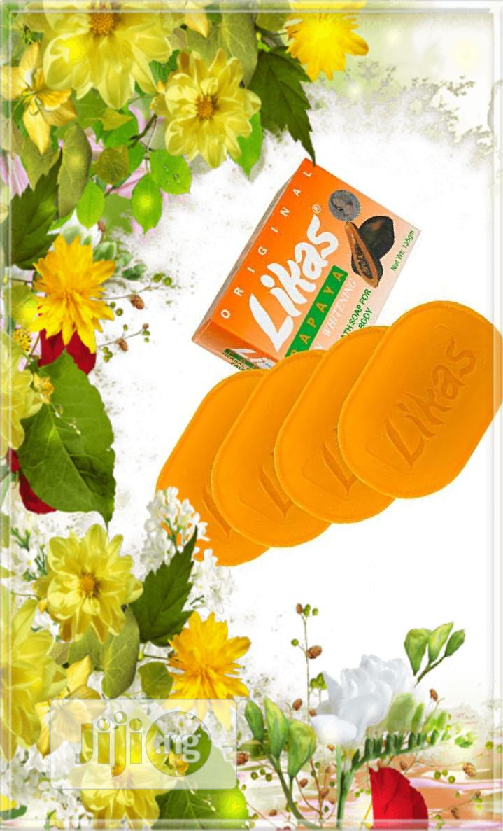 Archive: Likas Papaya Skin Herbal Soap