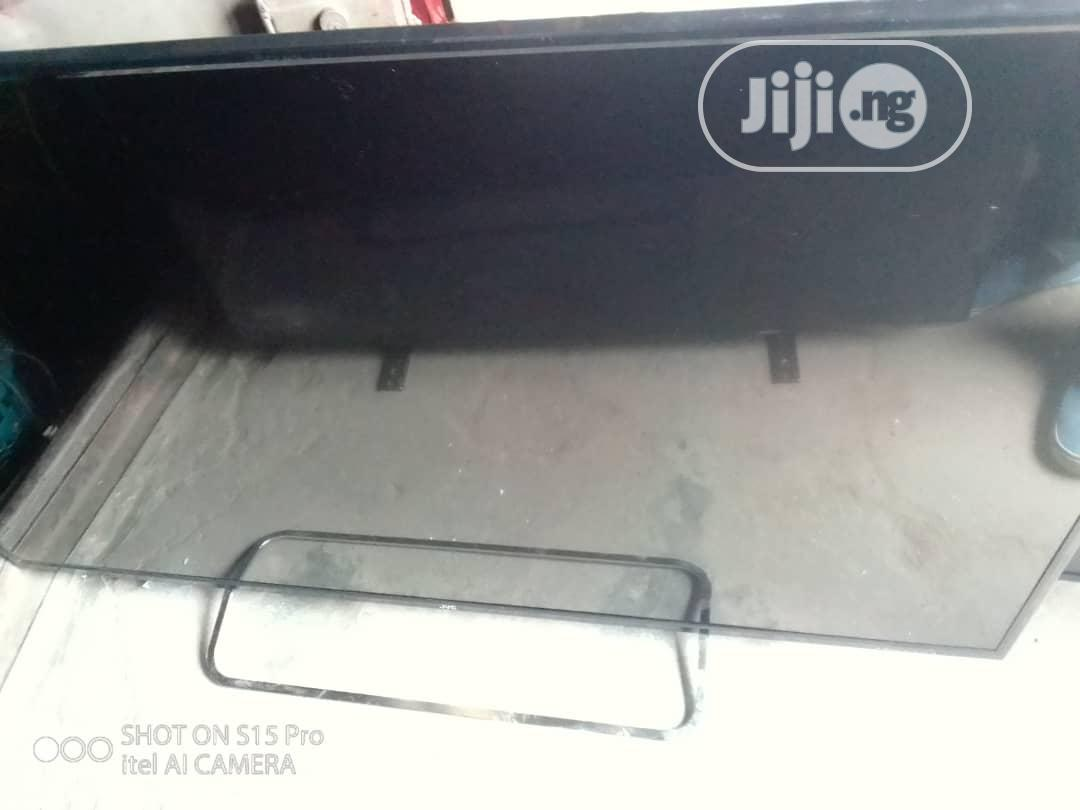 "Uk Used JVC 55"" Led Tv 