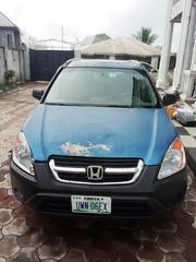Honda CR-V 2003 Blue   Cars for sale in Abia State, Umuahia