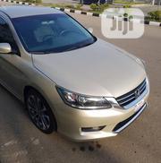 Honda Accord 2014 Beige | Cars for sale in Abuja (FCT) State, Gwarinpa