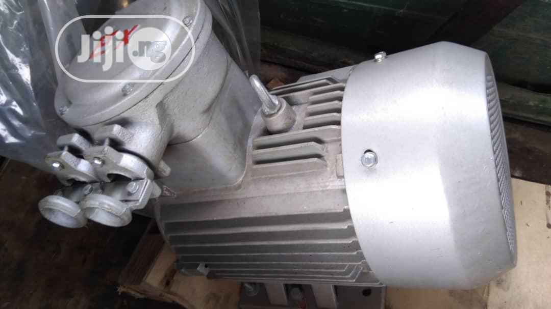 Explosion Proof Electric Motor (5.5KW)