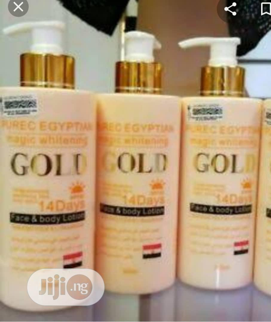 Archive: Pure C Egyptian Gold Lotion