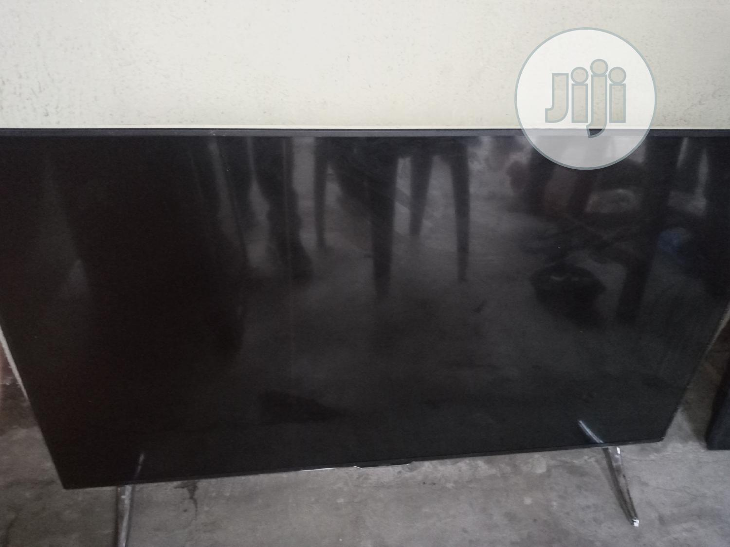 UK Fairly Used Sony Android Smart Television 55 Inches | TV & DVD Equipment for sale in Ikeja, Lagos State, Nigeria