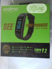 Oraimo Smart Accessories SMART FIT BAND. TEMPO 2 | Smart Watches & Trackers for sale in Lagos State, Agege