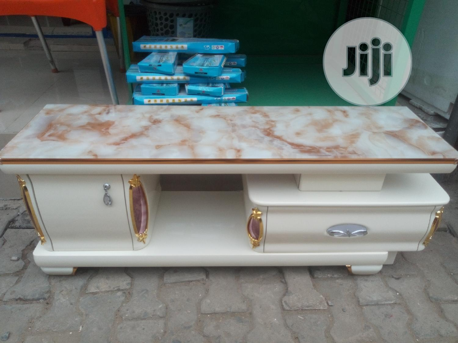 2020 New Designs Of Tv Stand | Furniture for sale in Ojo, Lagos State, Nigeria