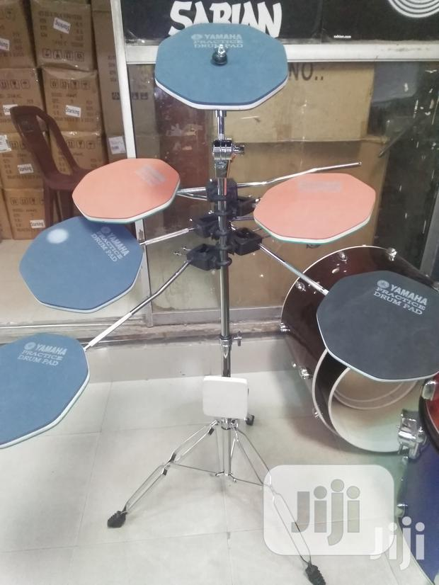 Complete Set Of DRUM PAD (Practice Pad For Learners) | Musical Instruments & Gear for sale in Mushin, Lagos State, Nigeria