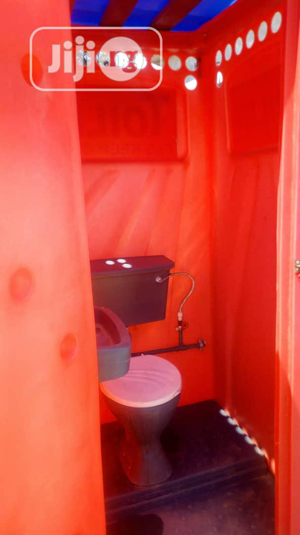 Mobile Toilet For Sale | Building Materials for sale in Apapa, Lagos State, Nigeria