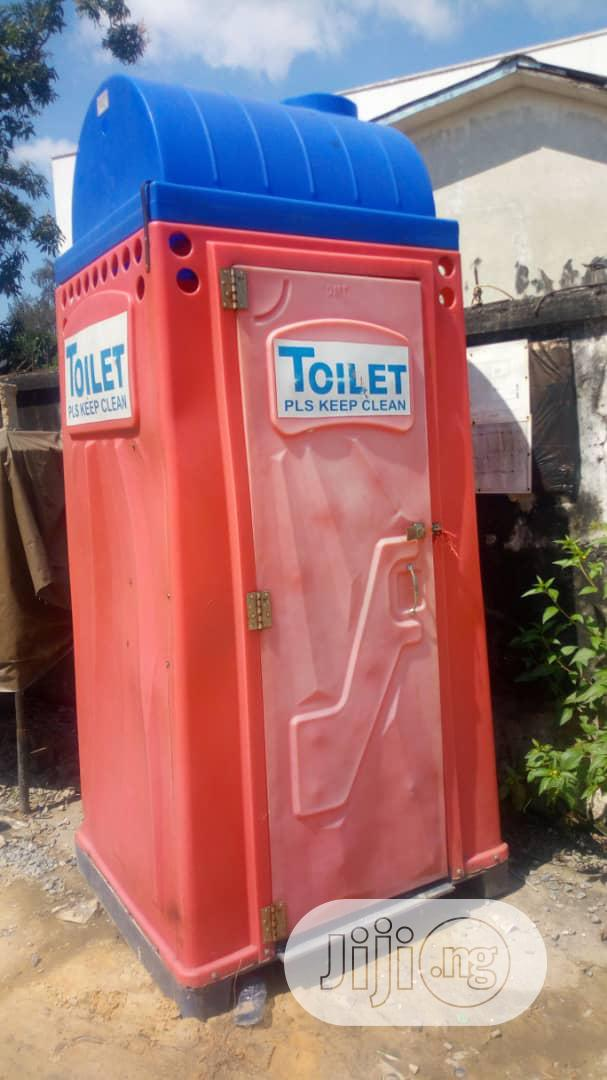 Mobile Toilet For Sale