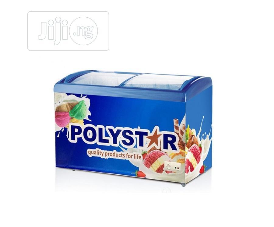 Polystar Showcase Freezer (PV-CSC428L)