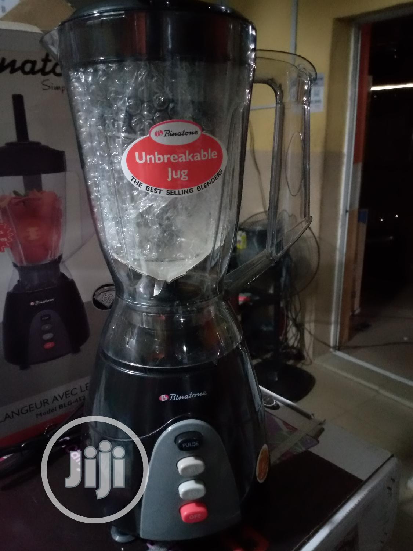 Binatone Blender With Grinder   Kitchen Appliances for sale in Benin City, Edo State, Nigeria