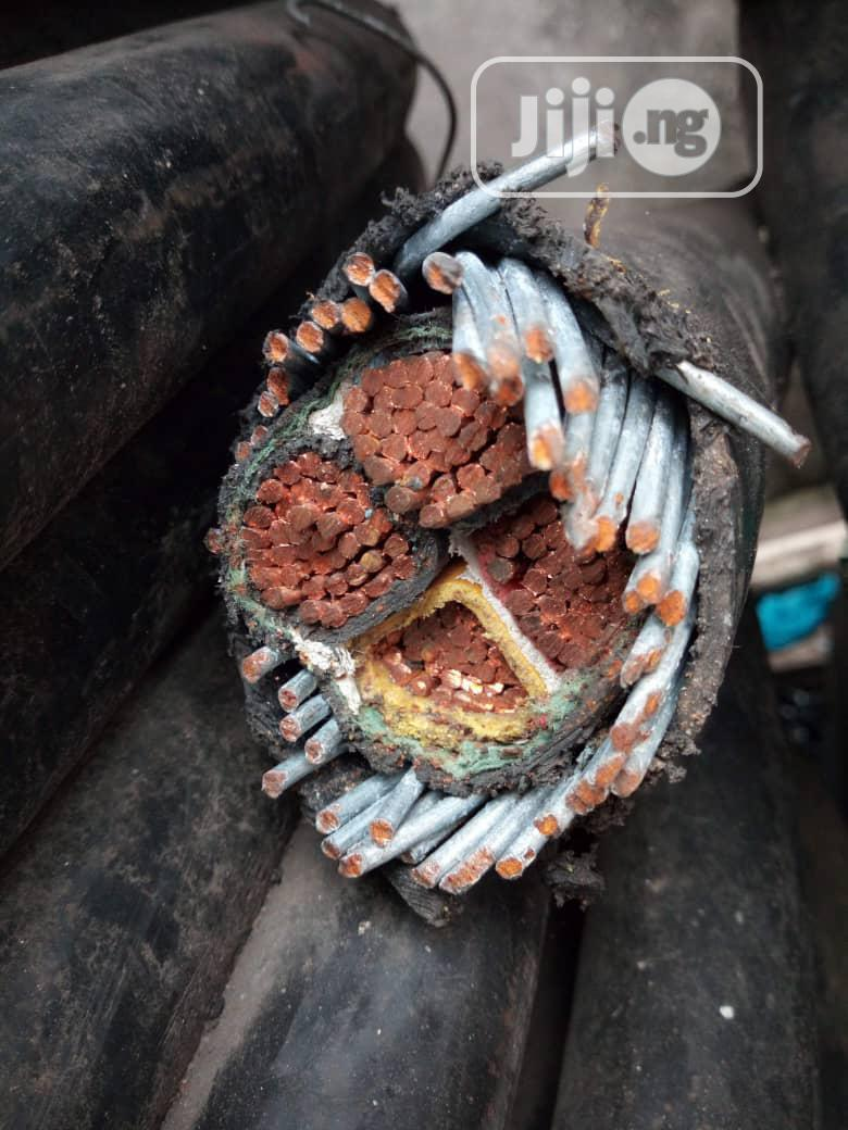 150mm Armoured Cable Nigerchin