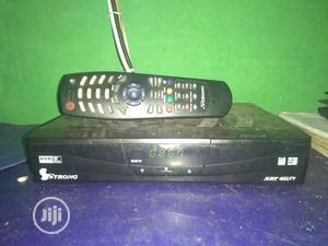 Strong Satellite Decoder And Remote | Accessories & Supplies for Electronics for sale in Edo State, Benin City