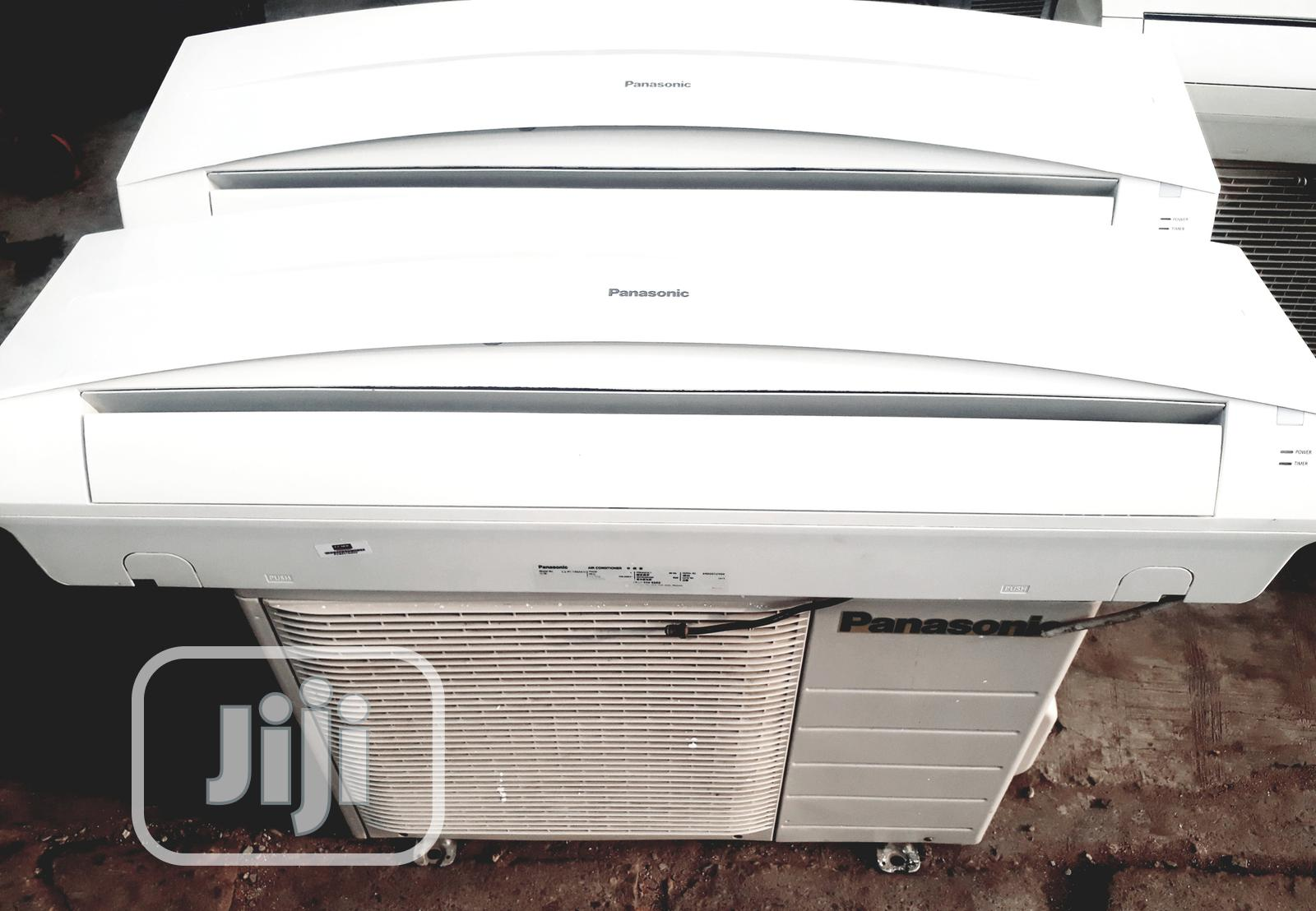 Latest Panasonic 2hp Split Air Conditioner With Warranty