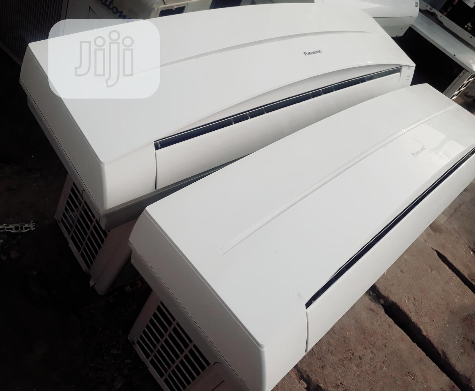 Latest Panasonic 2hp Split Air Conditioner With Warranty | Home Appliances for sale in Yaba, Lagos State, Nigeria