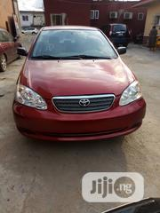 Toyota Corolla 2007 LE Red | Cars for sale in Lagos State, Ojota