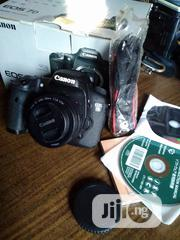 Canon EOS 7D With 50mm Lens | Photo & Video Cameras for sale in Lagos State, Alimosho