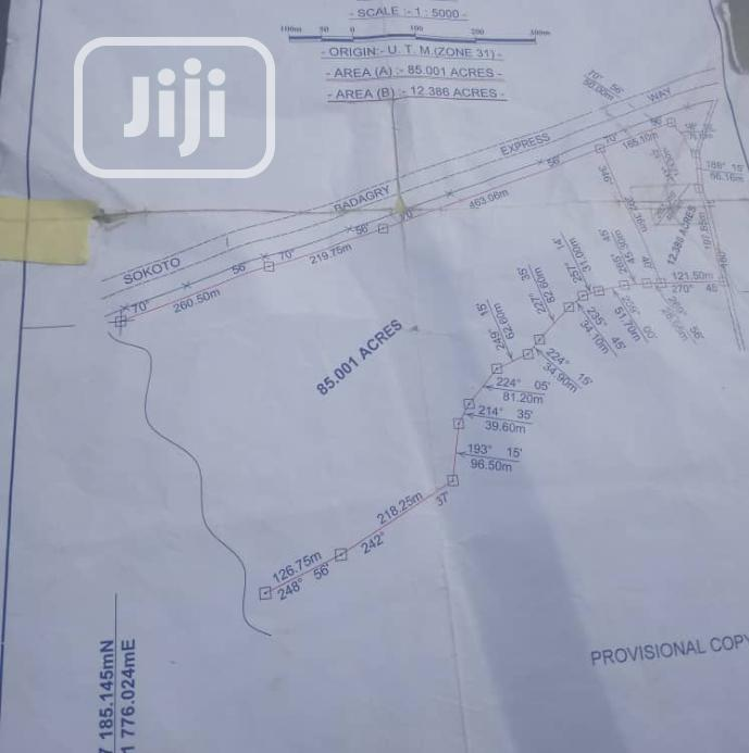 Acres Of Land For Sale In A Good Location | Land & Plots For Sale for sale in Abeokuta North, Ogun State, Nigeria