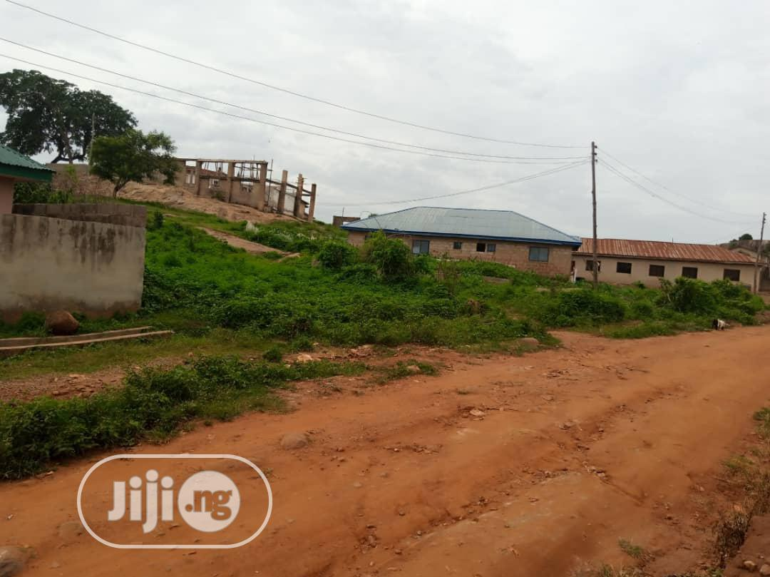 A Plot and Half for Sale at Seebi Akure