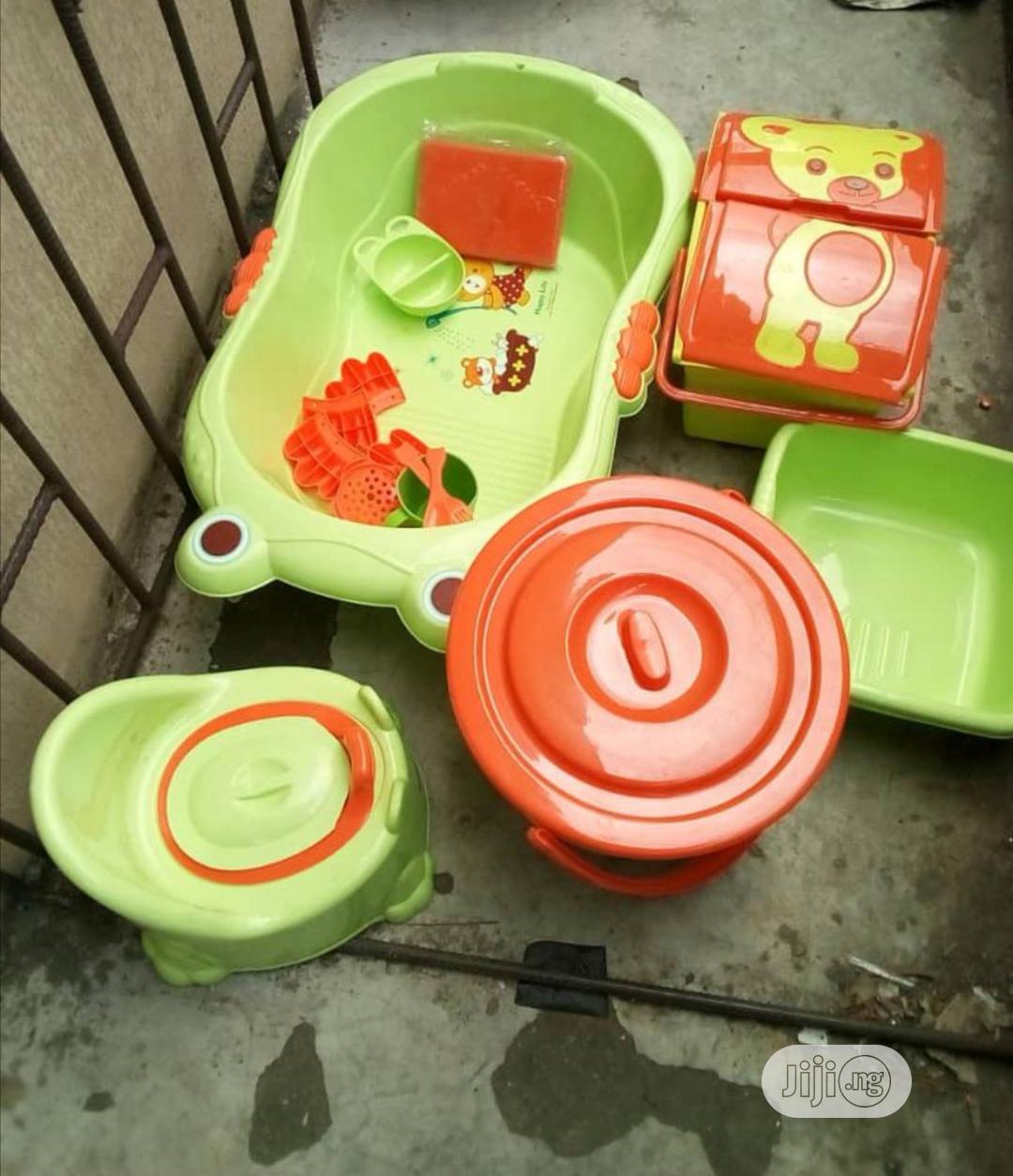 Babybath Set