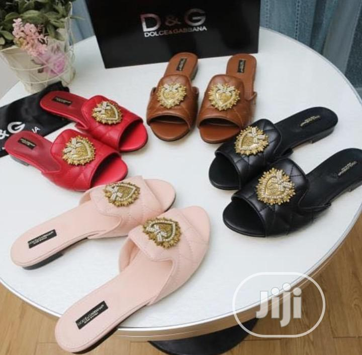 Fashion Stock Slippers Available