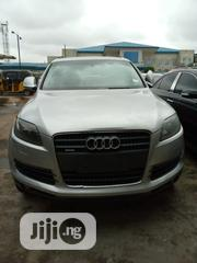 Audi Q7 2007 3.6 Silver | Cars for sale in Lagos State, Agege