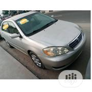 Toyota Corolla 2006 1.6 VVT-i Silver | Cars for sale in Rivers State, Port-Harcourt