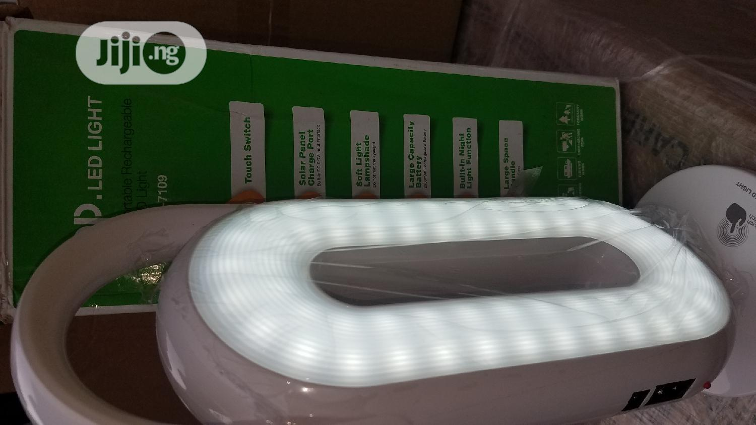 Archive: Rechargeable Light With Sensor