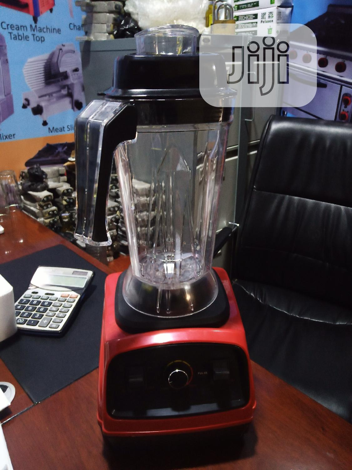 Quality Blender 2.5liters