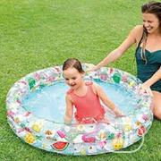Children Swimming Pool 4ft By 10 Inches Intex | Toys for sale in Lagos State, Ikeja