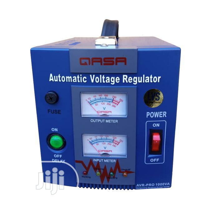 Archive: Qasa Avr-pro 1000VA Relay Automatic Voltage Stabilizer