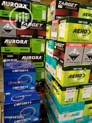 Free Main Dry Cell Battery for Car and Jeep | Vehicle Parts & Accessories for sale in Lagos State, Lagos Island (Eko)