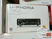 Behringer U-phoria Soundcard | Audio & Music Equipment for sale in Lagos State, Ajah
