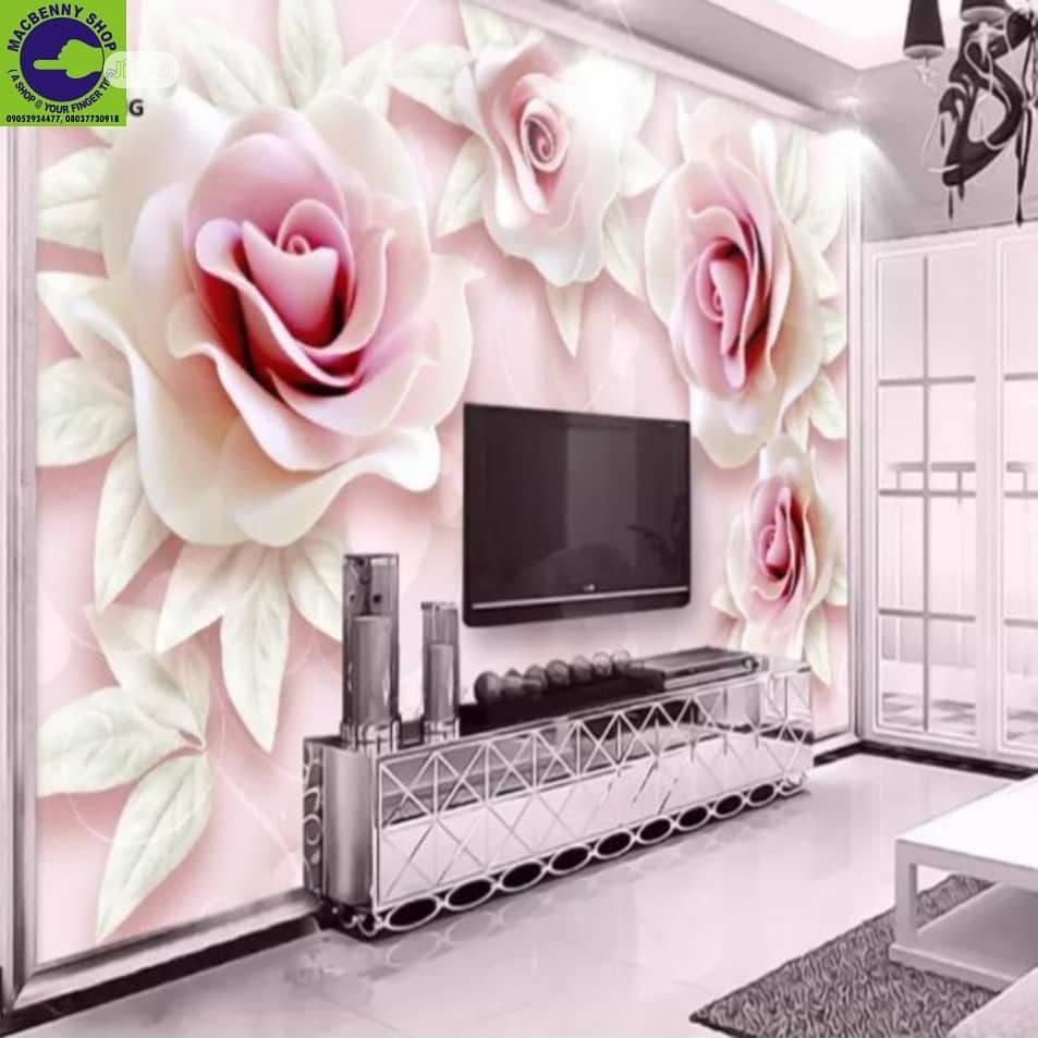 3D Wall Mullar