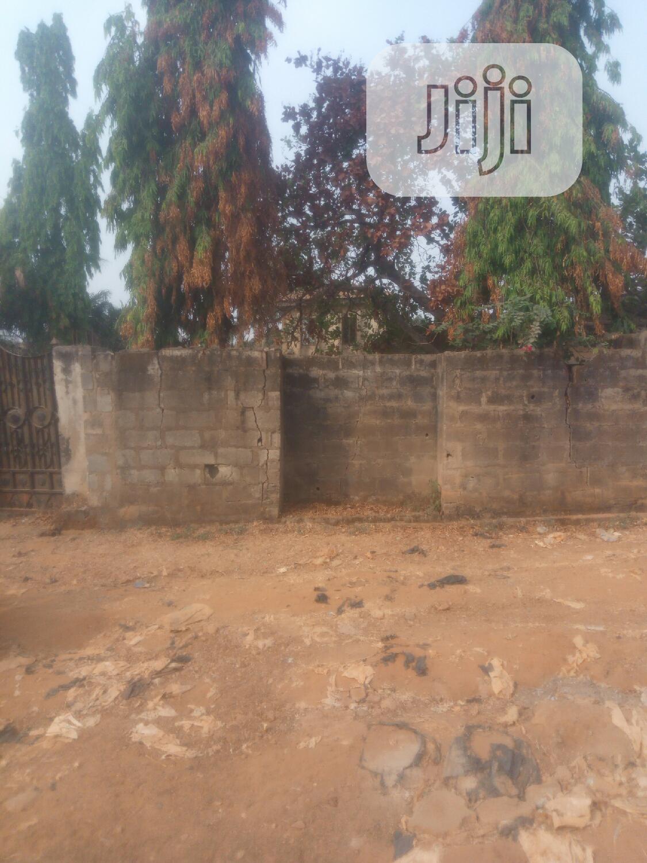 Land 4sale at Agagu Road Akure Give Away Price