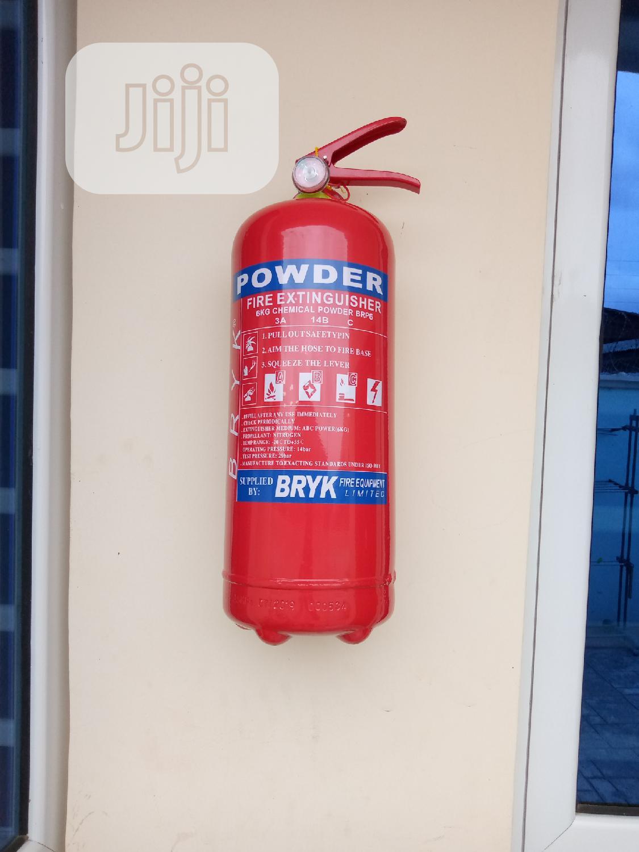 Fire Extinguisher   Safetywear & Equipment for sale in Alimosho, Lagos State, Nigeria