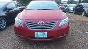 Toyota Camry Hybrid 2009 Red | Cars for sale in Abuja (FCT) State, Central Business Dis