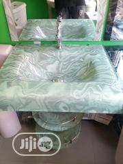 Wash Hand Glass Basin | Plumbing & Water Supply for sale in Lagos State, Orile