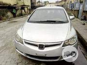 Honda Civic 2007 Silver | Cars for sale in Lagos State, Lagos Island