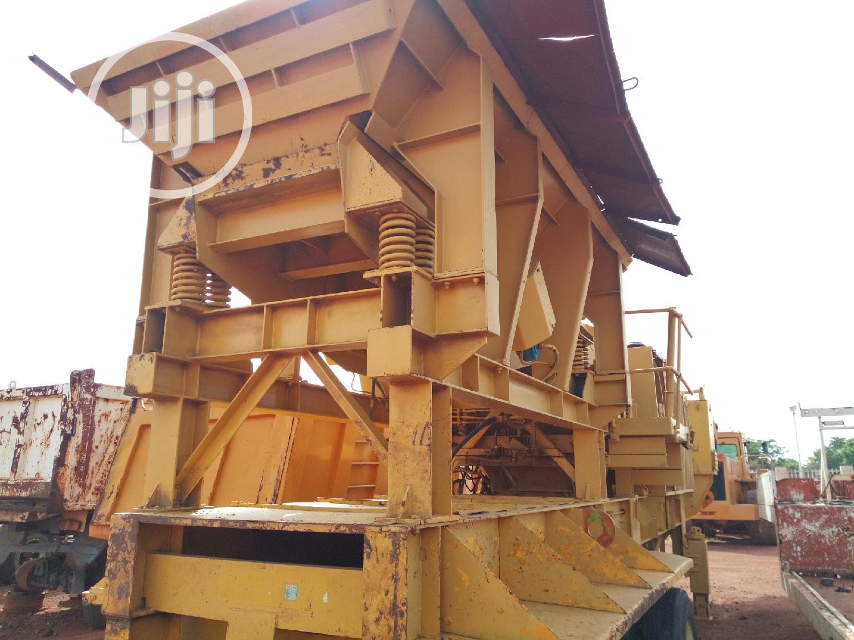 Mobile Crusher For Sale | Heavy Equipment for sale in Kaduna / Kaduna State, Kaduna State, Nigeria