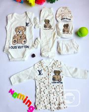 7in1 Baby Clothing Sets   Children's Clothing for sale in Lagos State, Amuwo-Odofin